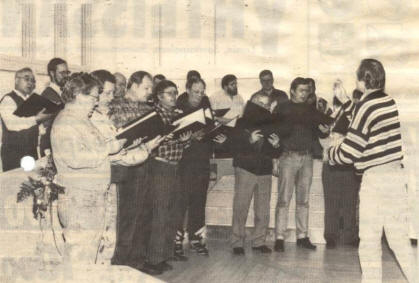 Taipalsaaren lauluveikot 1990